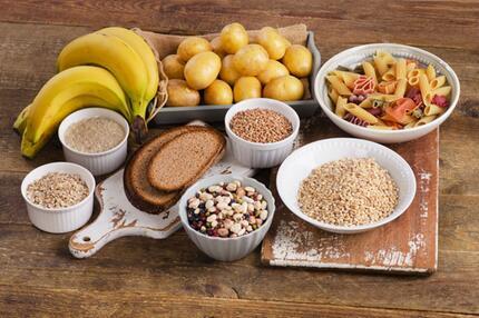 kohlenhydrate, ernährung, gesundheit, verdauung, energie, low carb, abnehmen, stoffwechsel