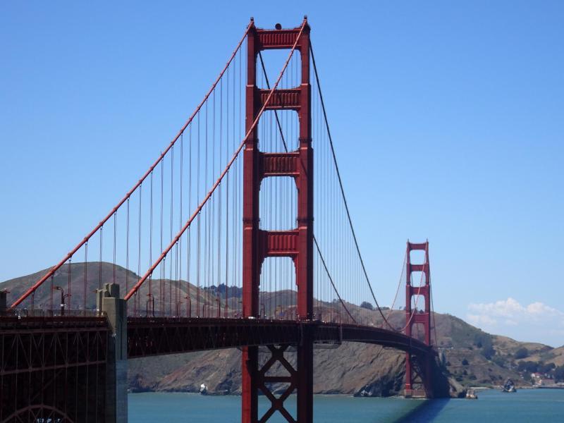Bild zu Golden Gate Bridge