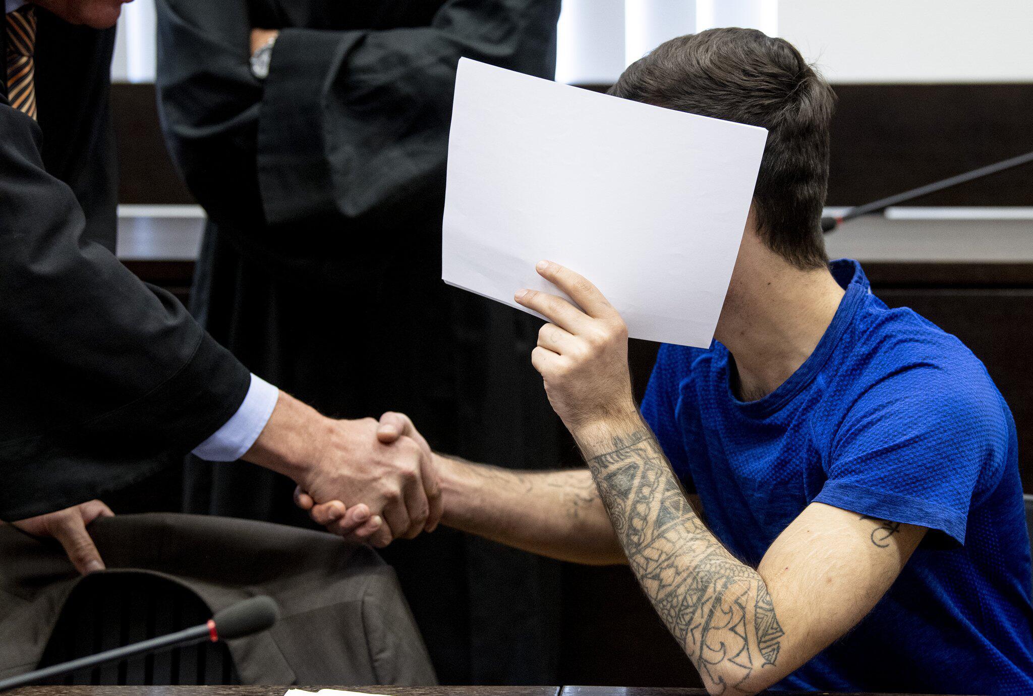 Bild zu Urteilsverkündung im Susanna-Prozess