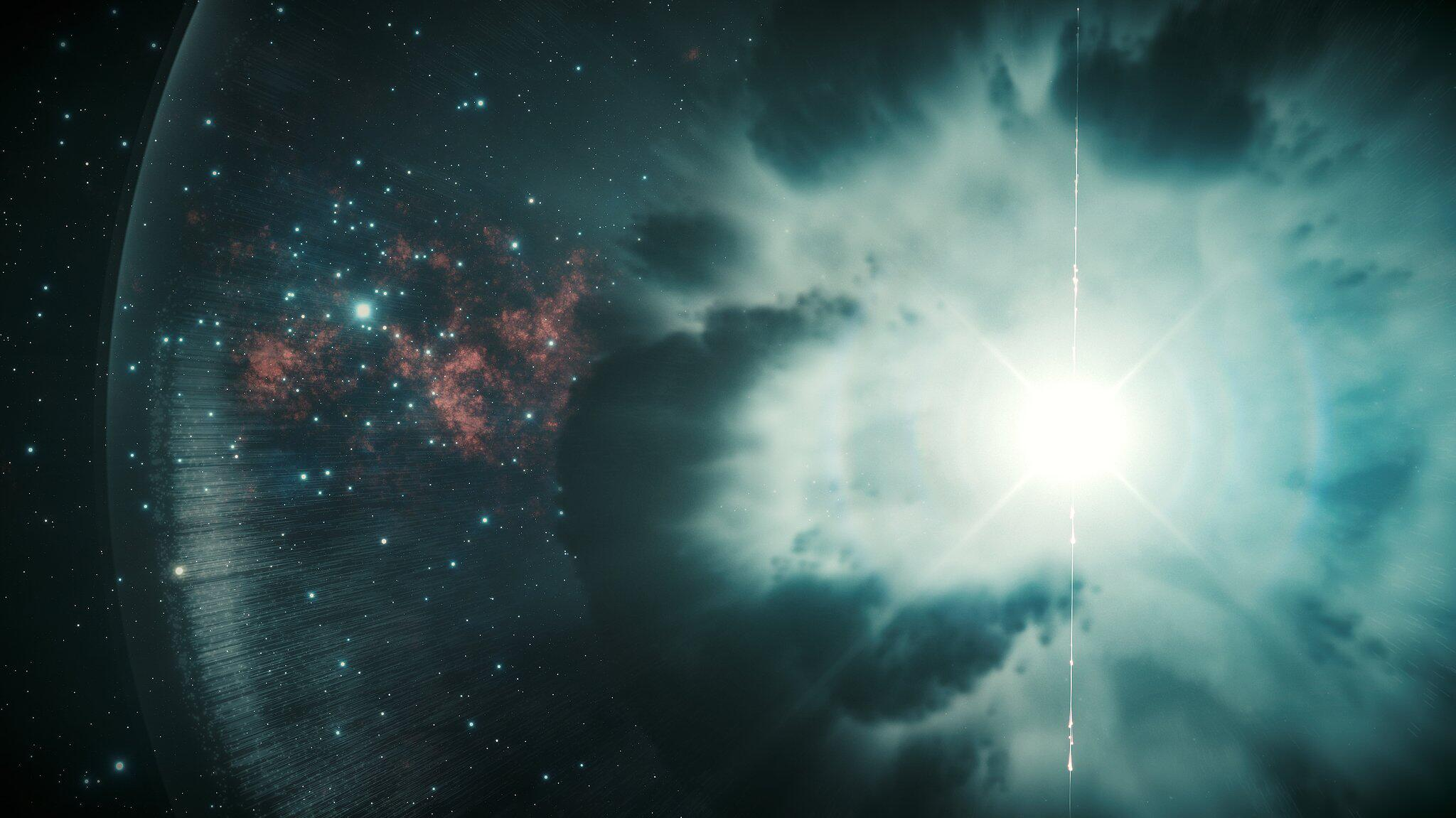 Bild zu Gamma-Ray Burst