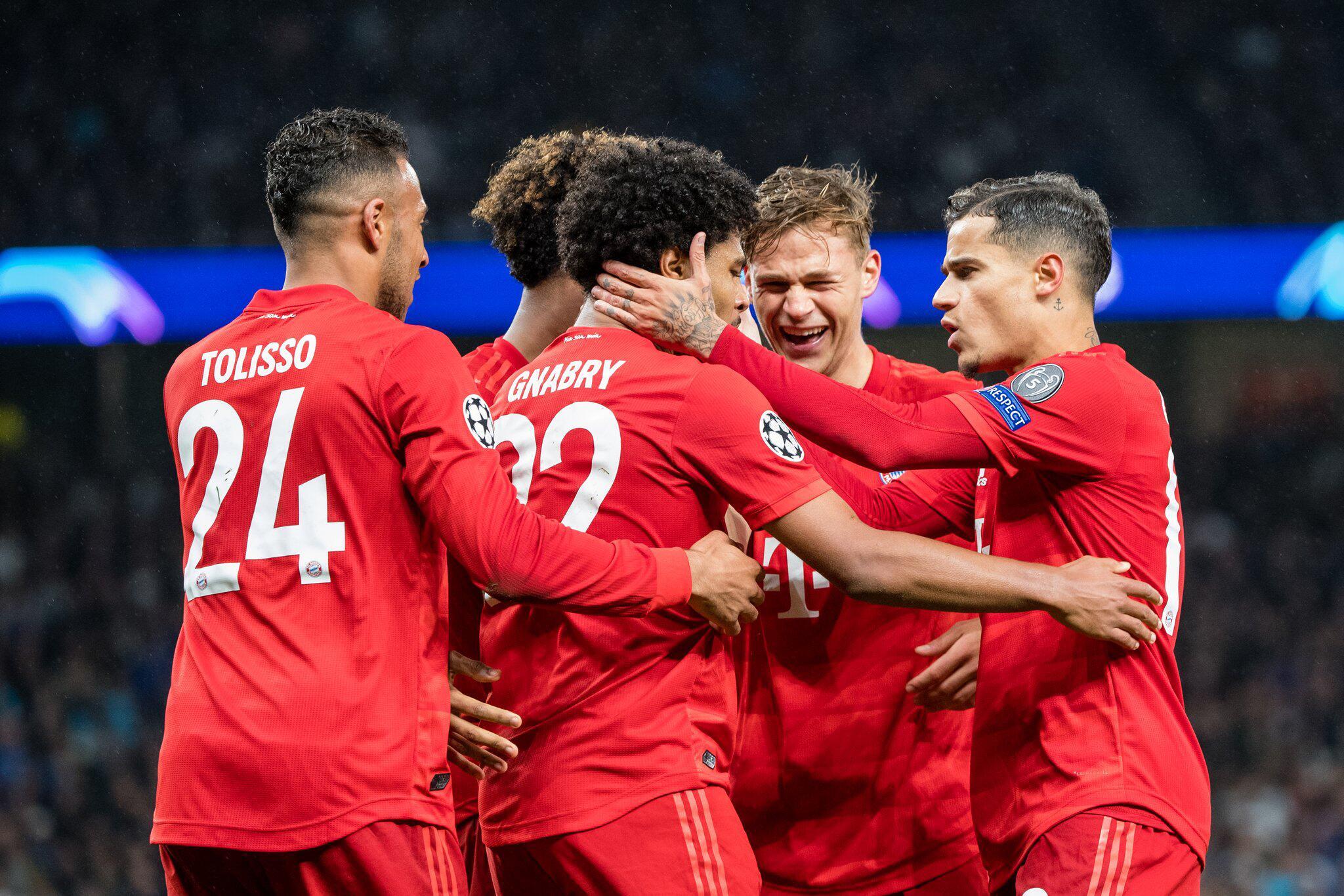Bild zu Tottenham Hotspur - FC Bayern München