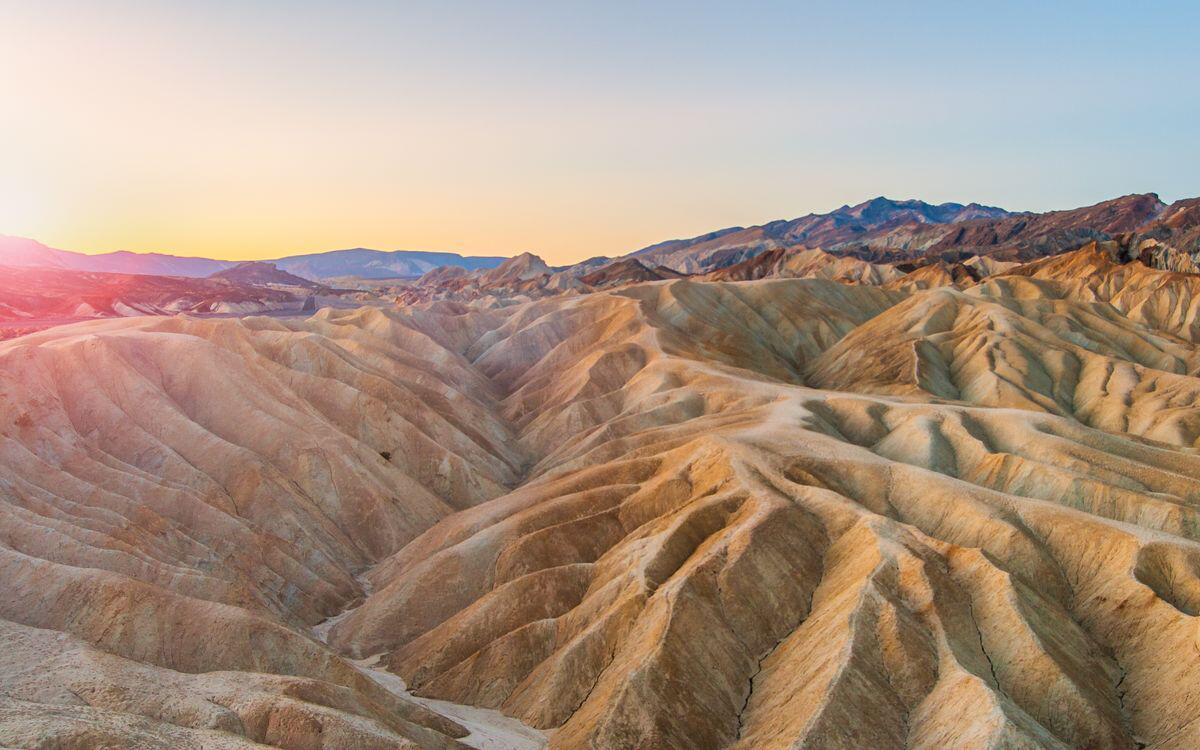 Bild zu Death Valley
