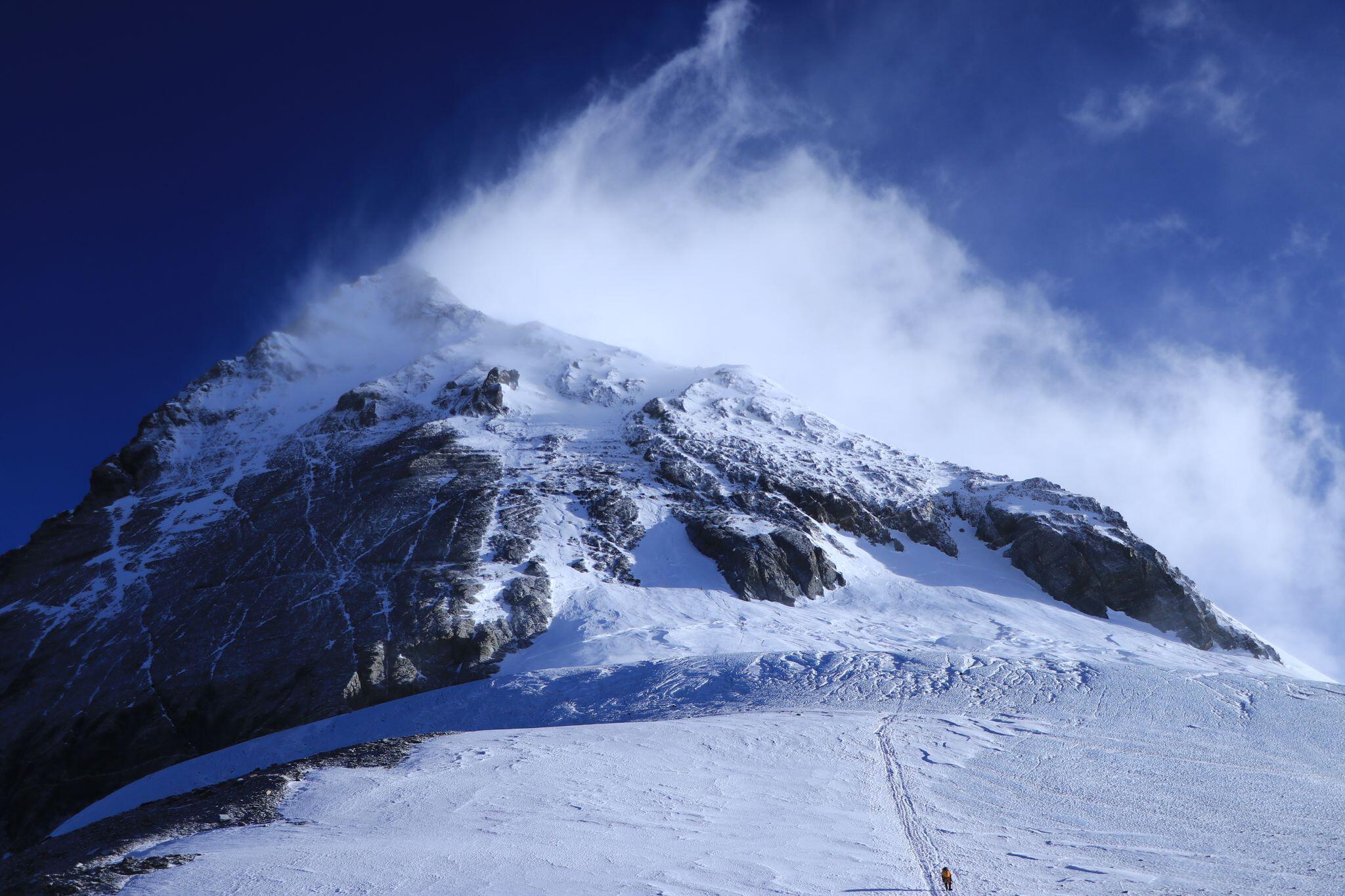 Bild zu Wie hoch ist Mount Everest wirklich?