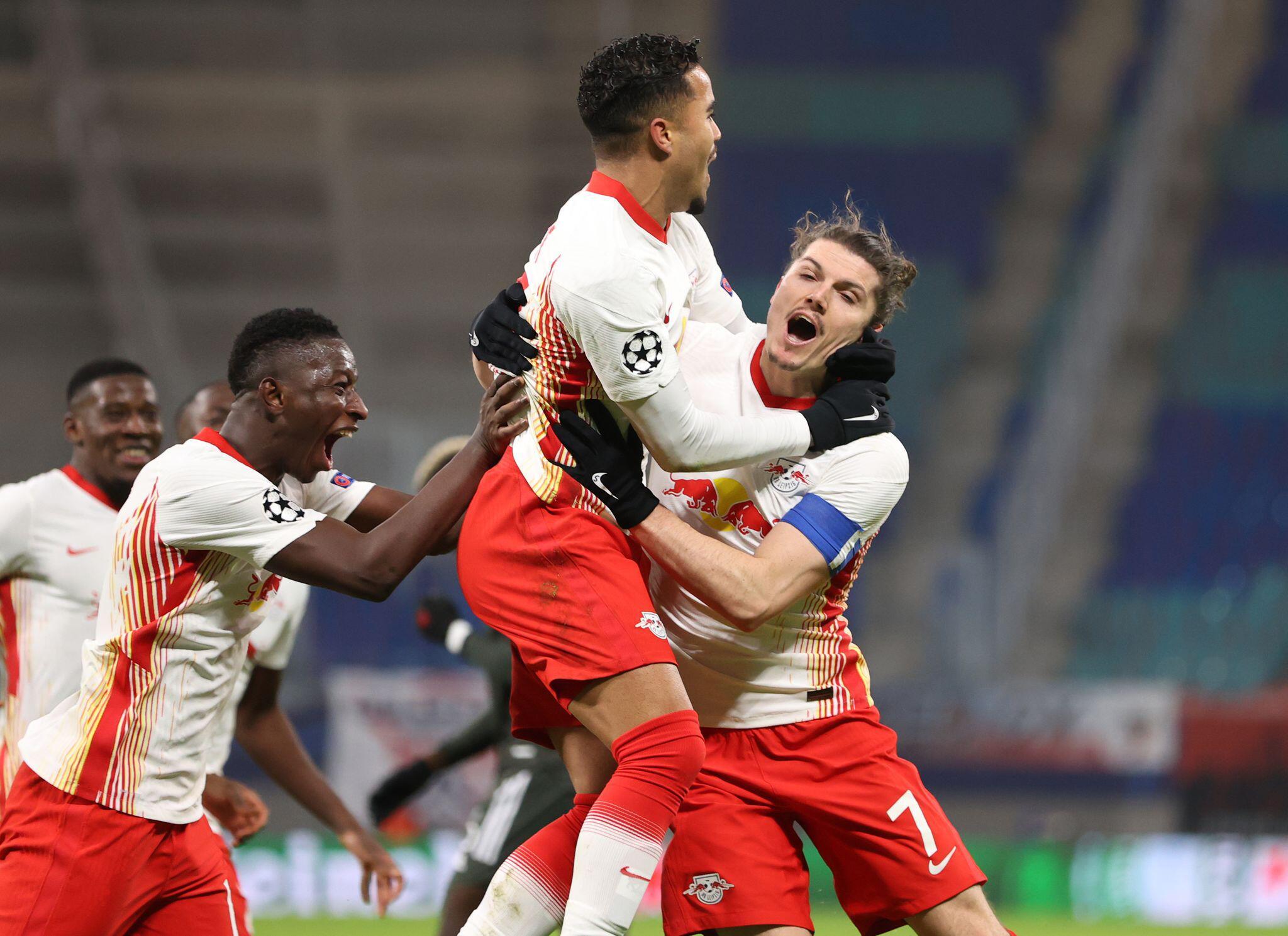 Bild zu RB Leipzig - Manchester United