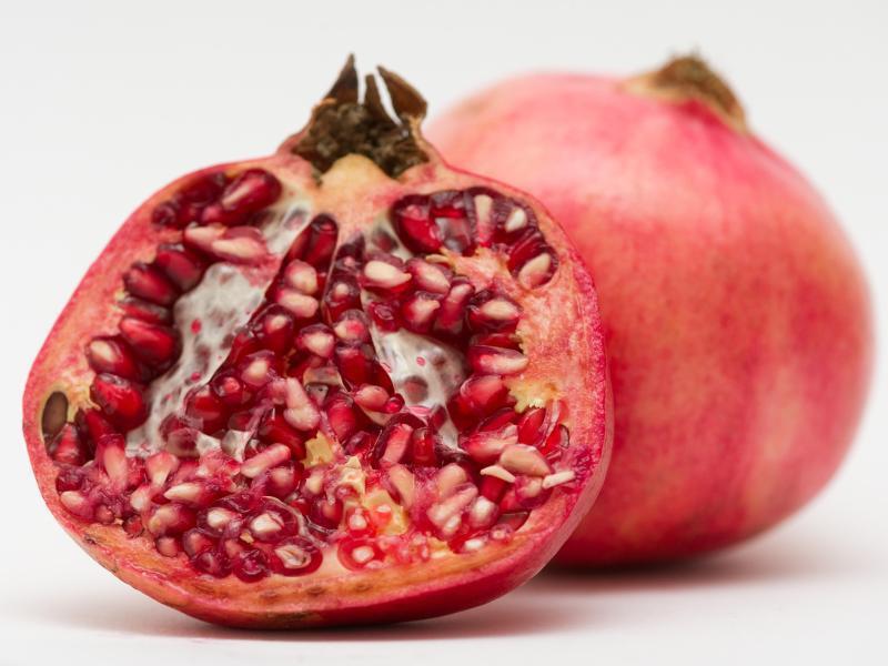 Bild zu Der Granatapfel