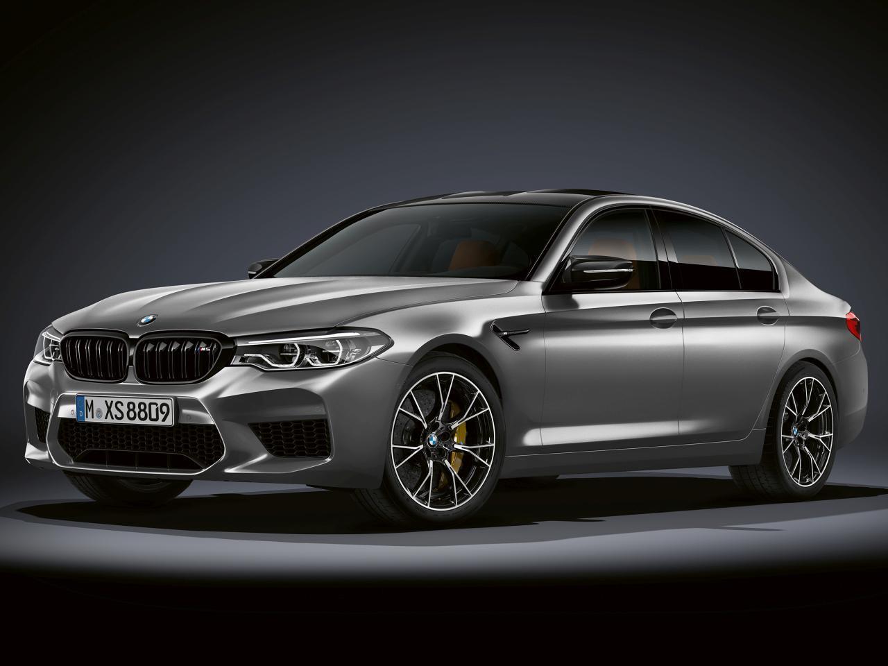Bild zu BMW M5 Competition