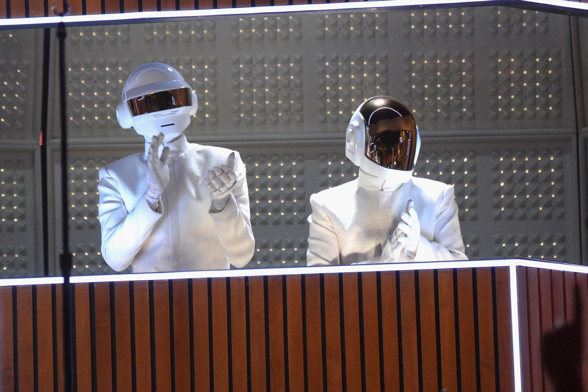 Bild zu Daft Punk, Comeback, Grammys