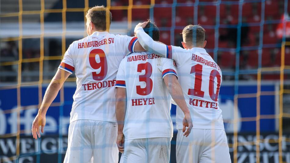 Eintracht Braunschweig, Hamburger SV