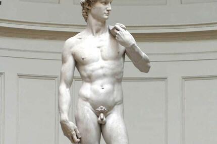 Michelangelos «David»