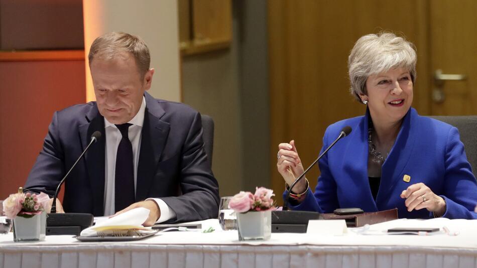 EU-Sondergipfel zum Brexit