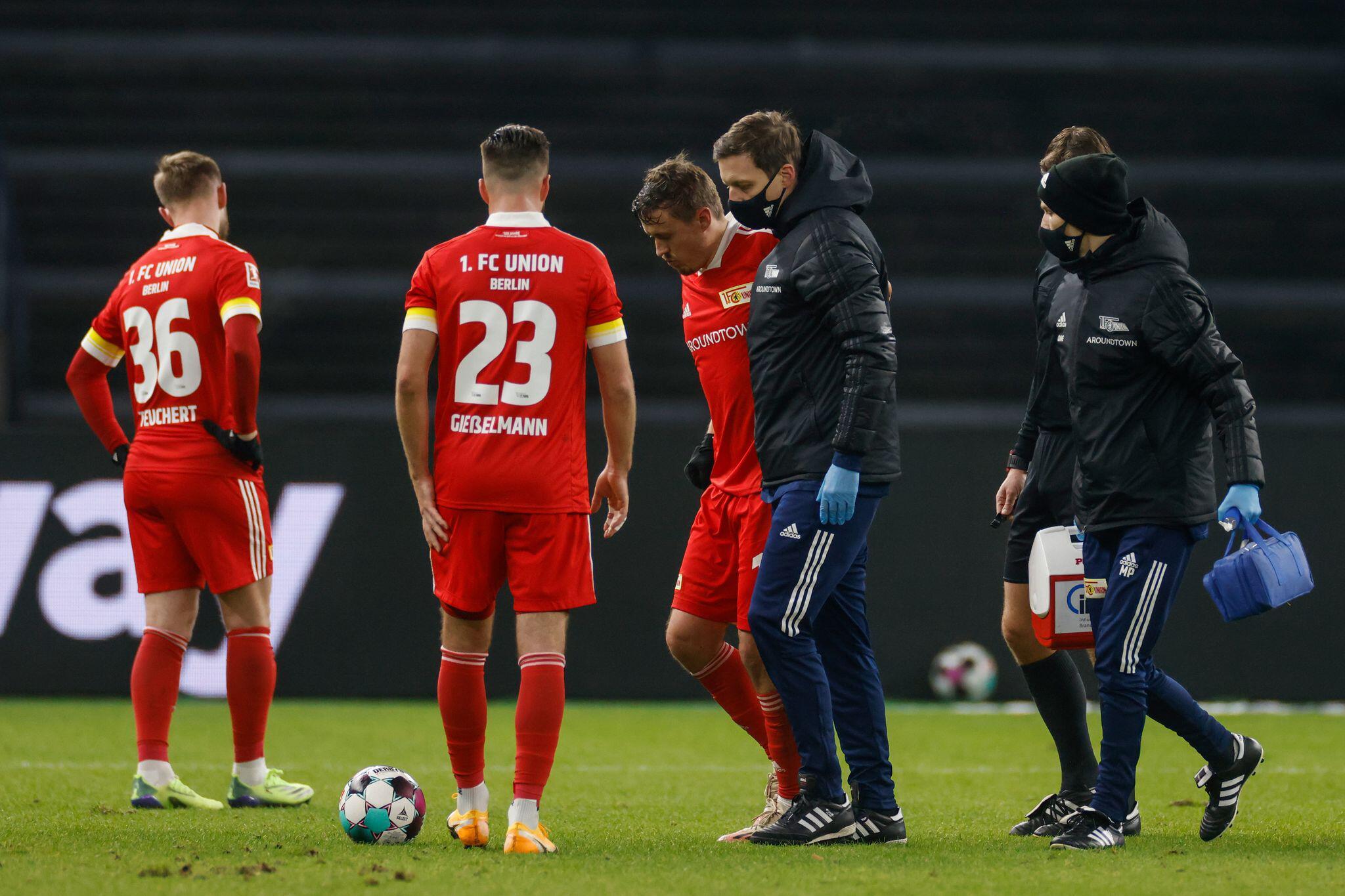 Bild zu Hertha BSC - 1. FC Union Berlin
