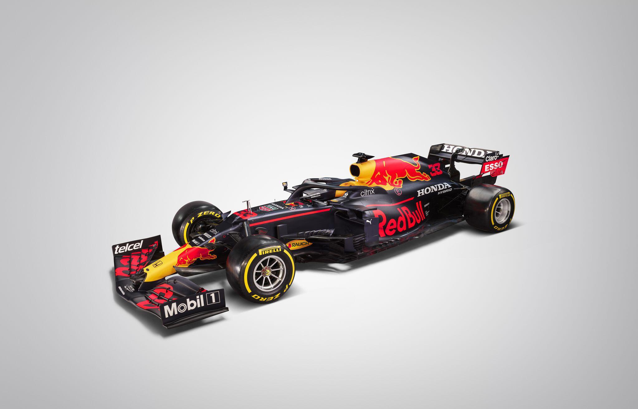 Bild zu Vorstellung des neuen Formel-1-Wagens RB16B von Red Bull