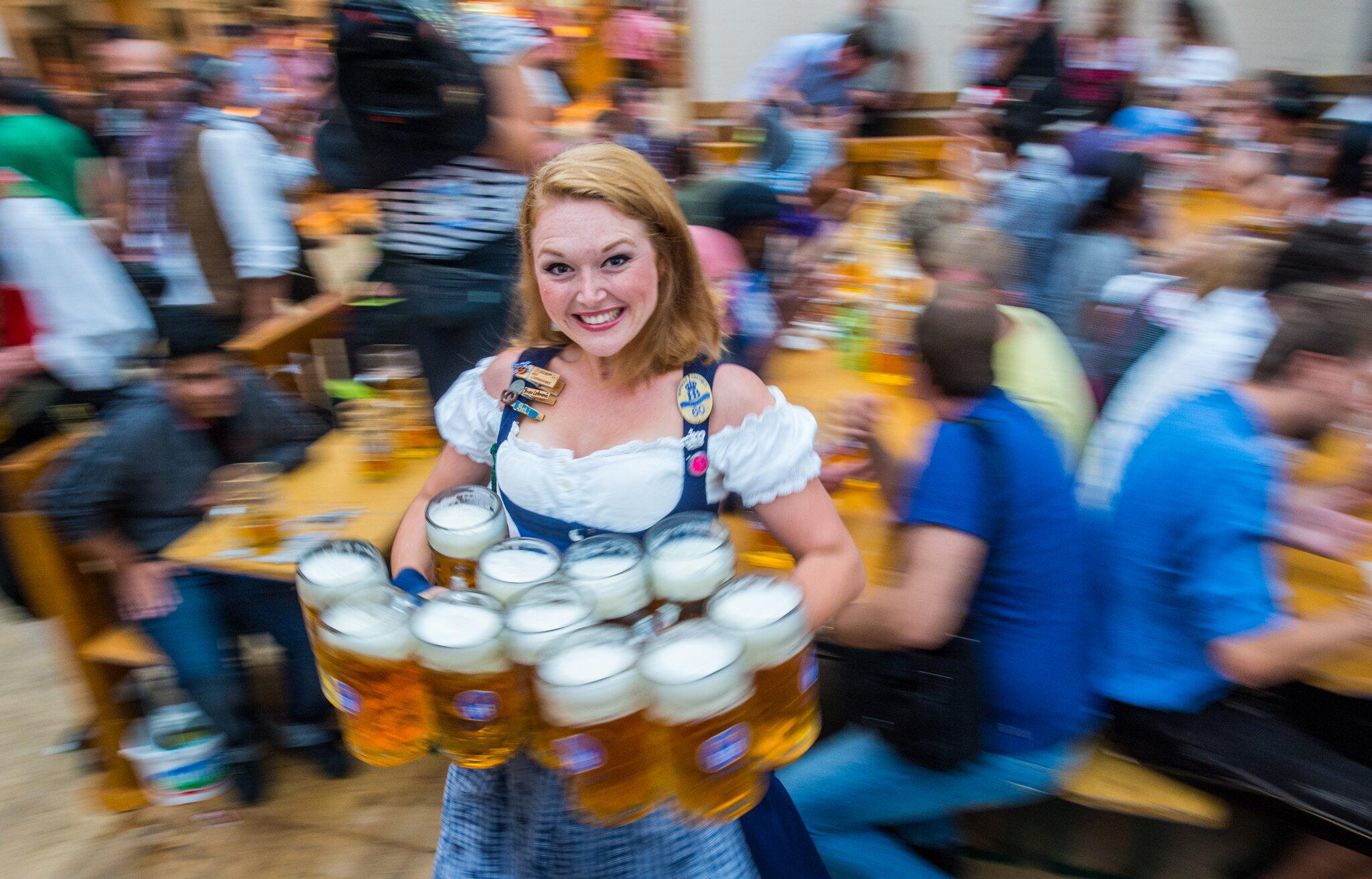 Bild zu Bierpreis Oktoberfest