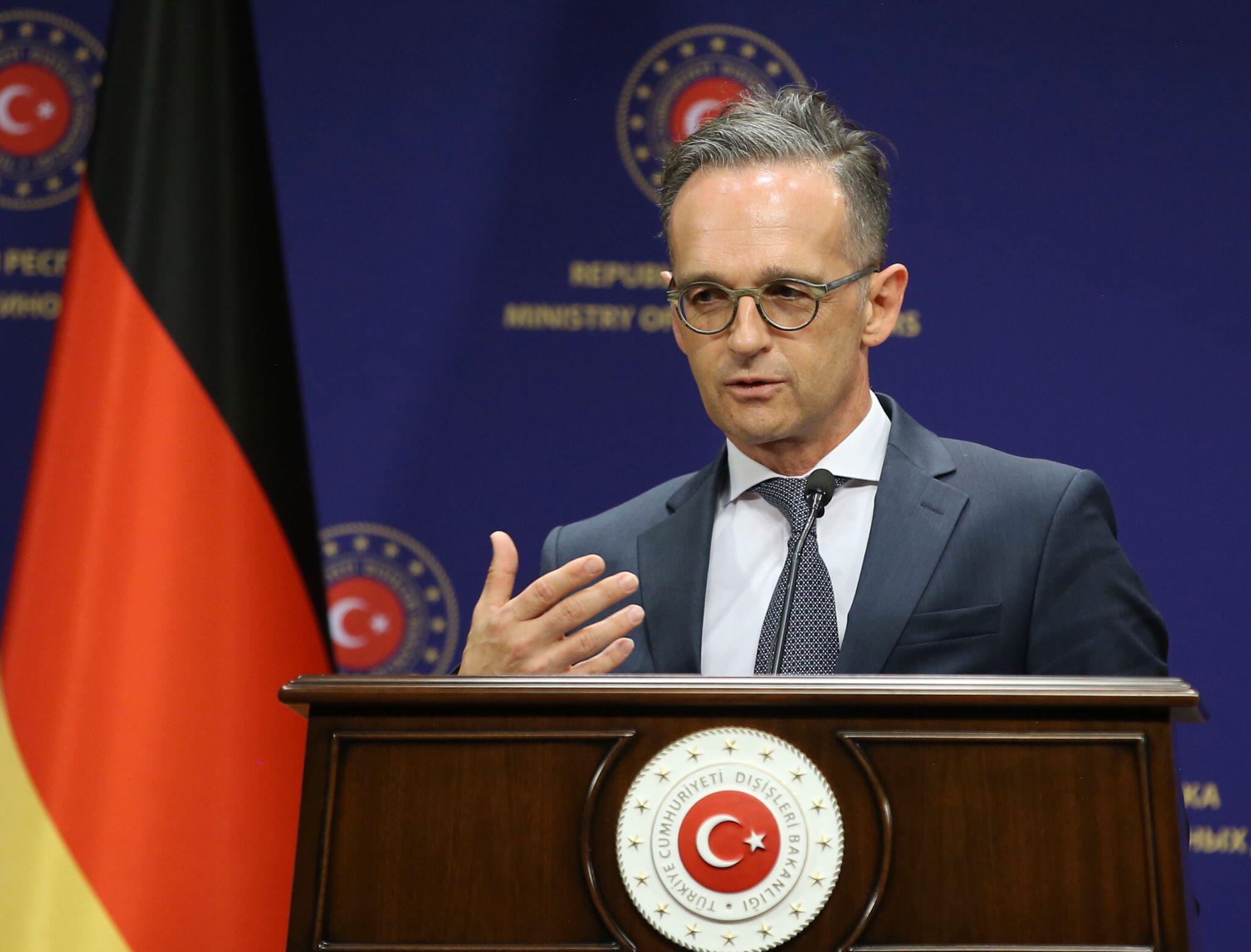 Bild zu Außenminister Maas in der Türkei