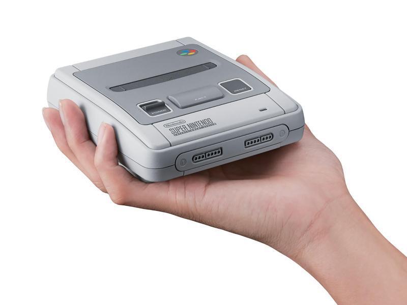 Bild zu Nintendo Super-NES
