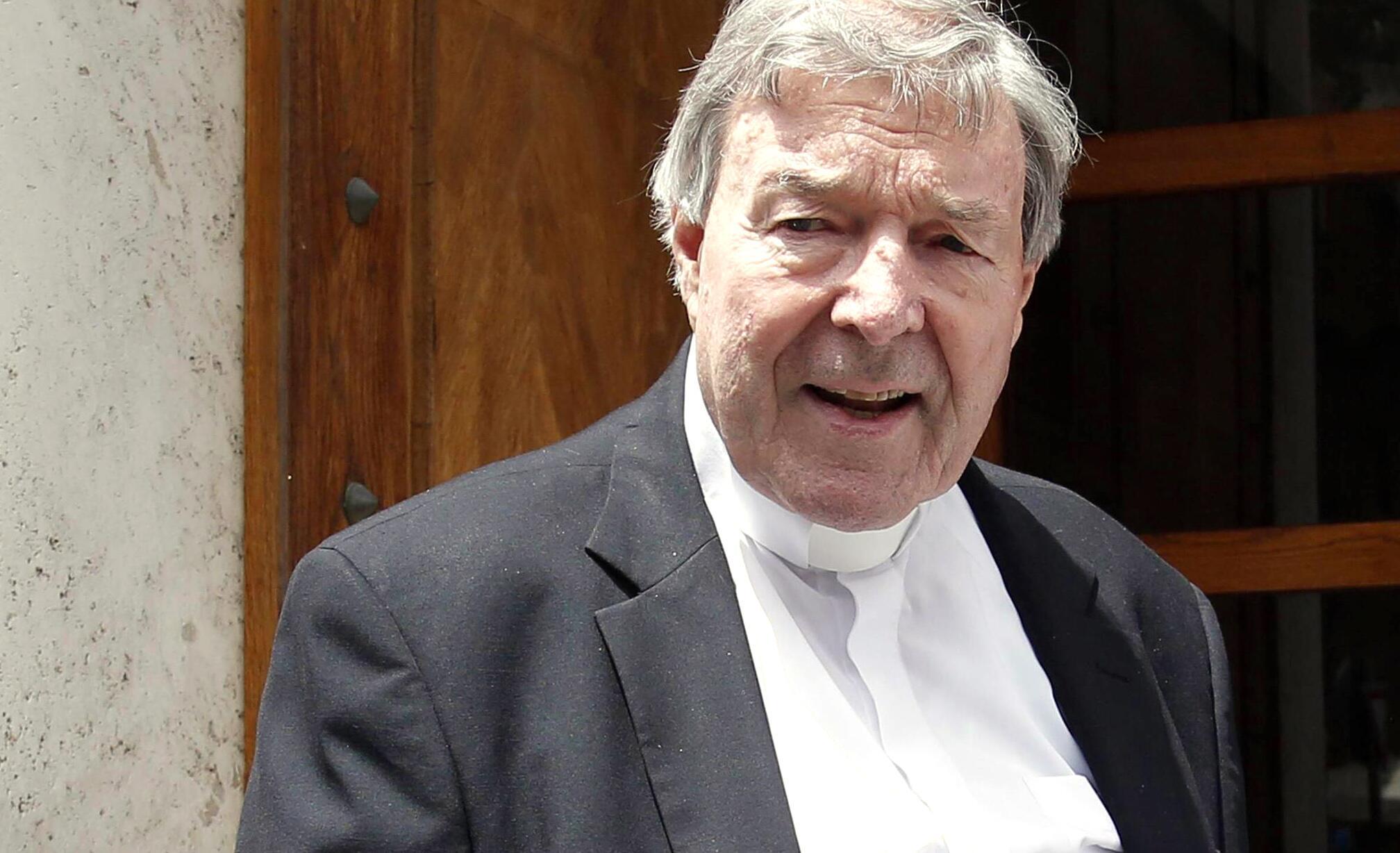 Bild zu Sechs Jahre Haft für Kardinal Pell wegen sexuellen Missbrauchs