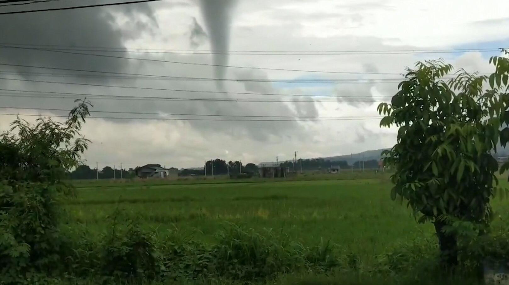 Bild zu Tornado