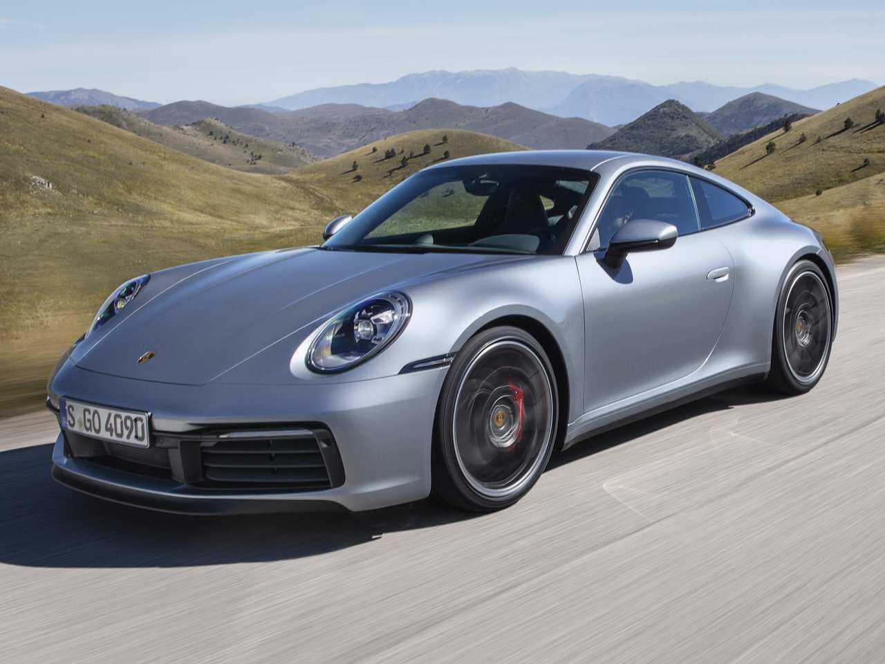 Bild zu Der neue Porsche 911: stärker, größer und schneller als je zuvor