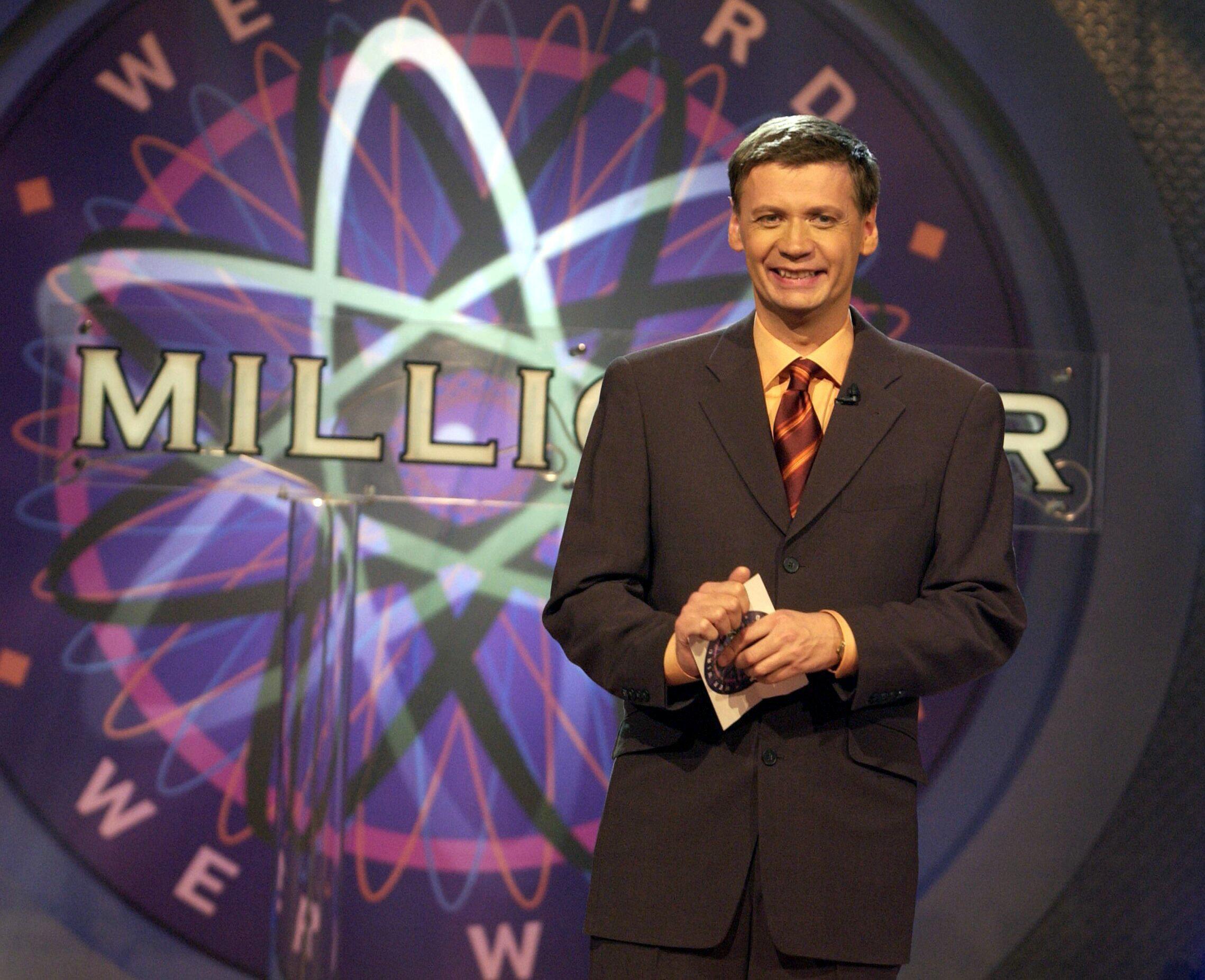 """Bild zu Günther Jauch ist seit 20 Jahren der Moderator von """"Wer wird Millionär?""""."""