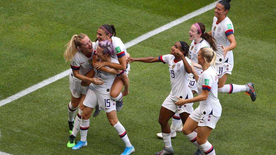 Frauenfußball-WM - USA - Niederlande