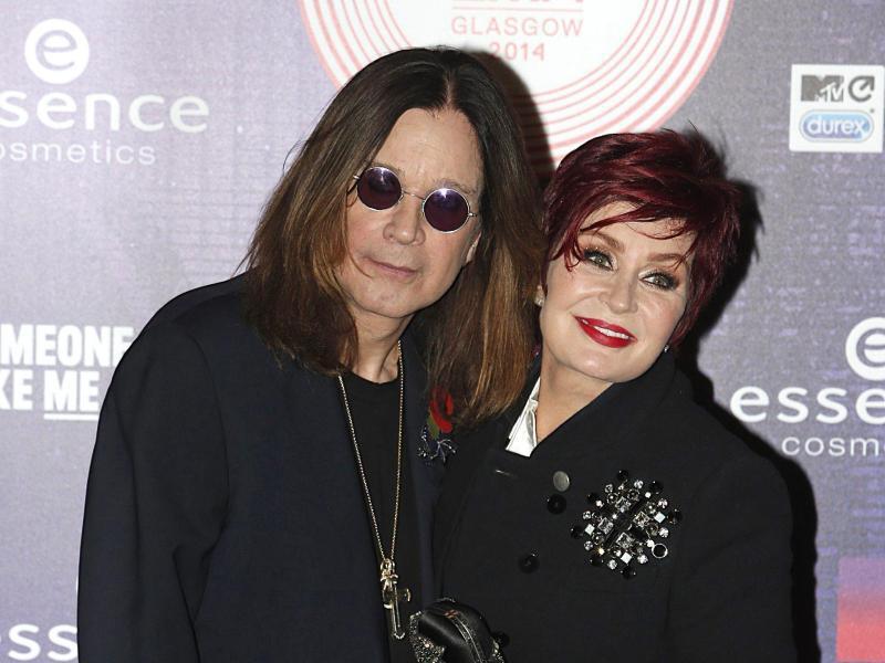 Bild zu Sharon + Ozzy Osbourne