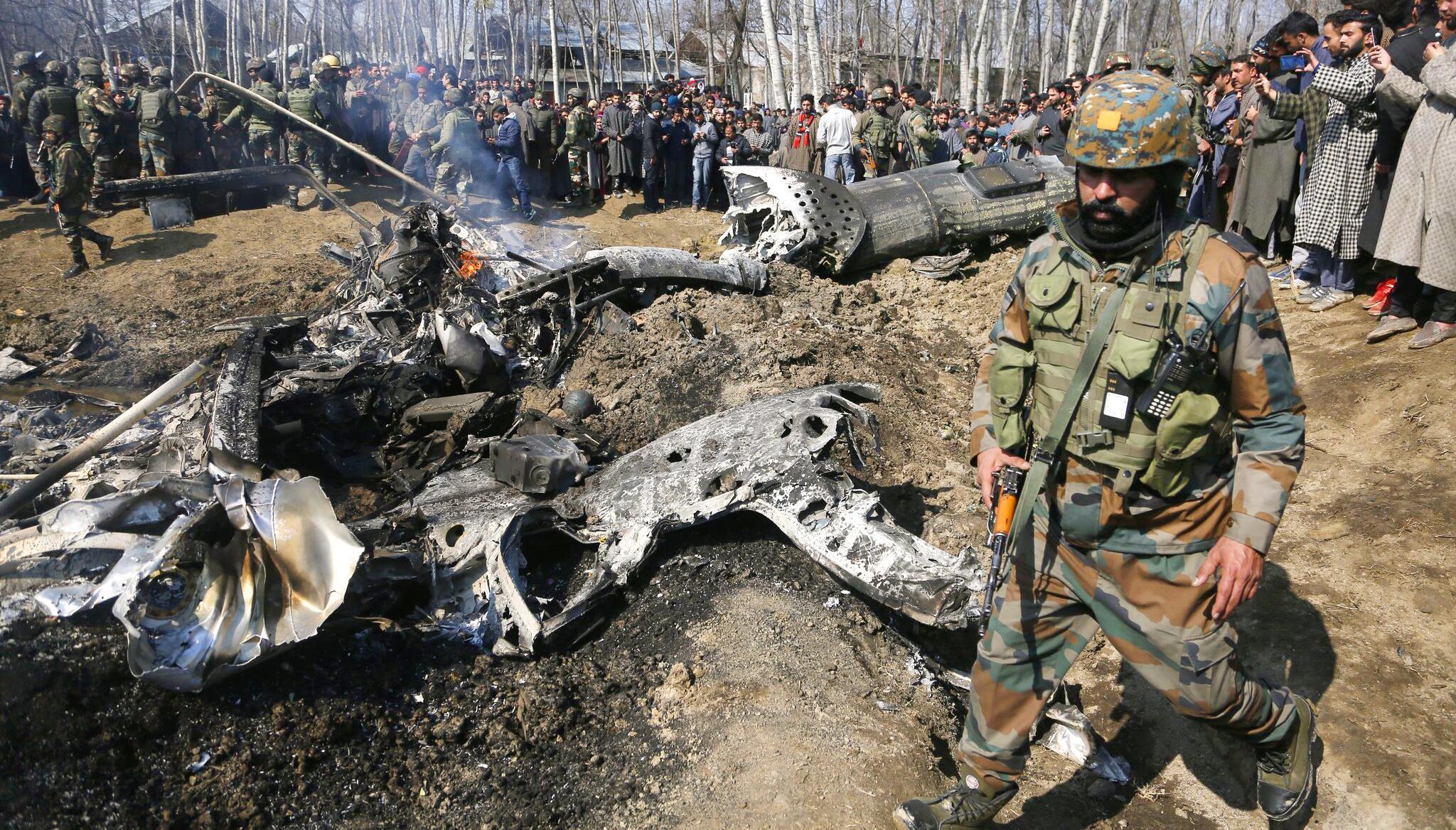 Bild zu Spannungen zwischen Pakistan und Indien
