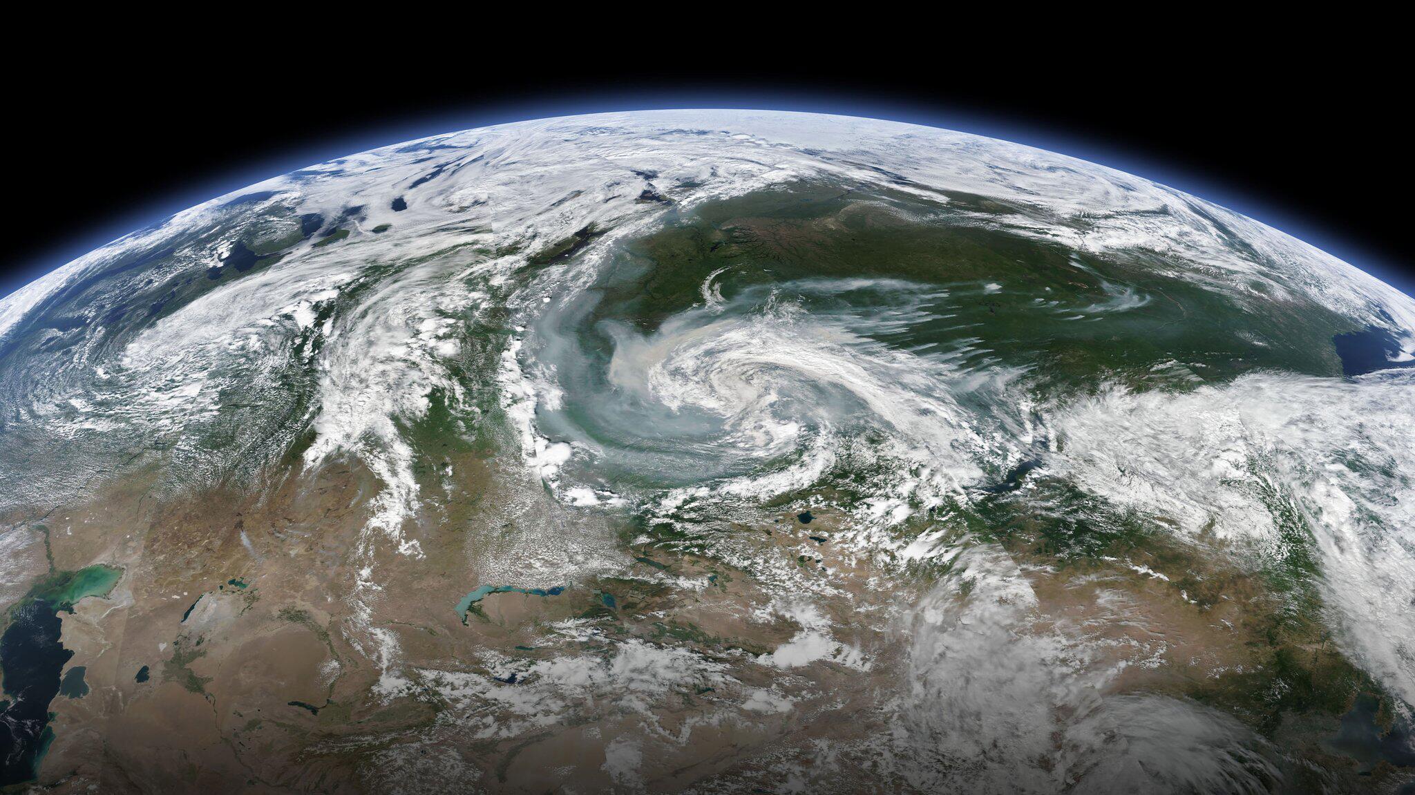 Bild zu Bericht des Weltklimarates