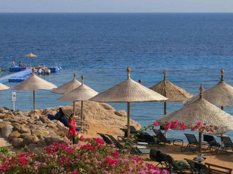 Bild zu Strand von Scharm el Scheich