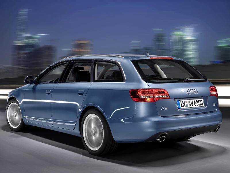 Bild zu Der gebrauchte Audi A6