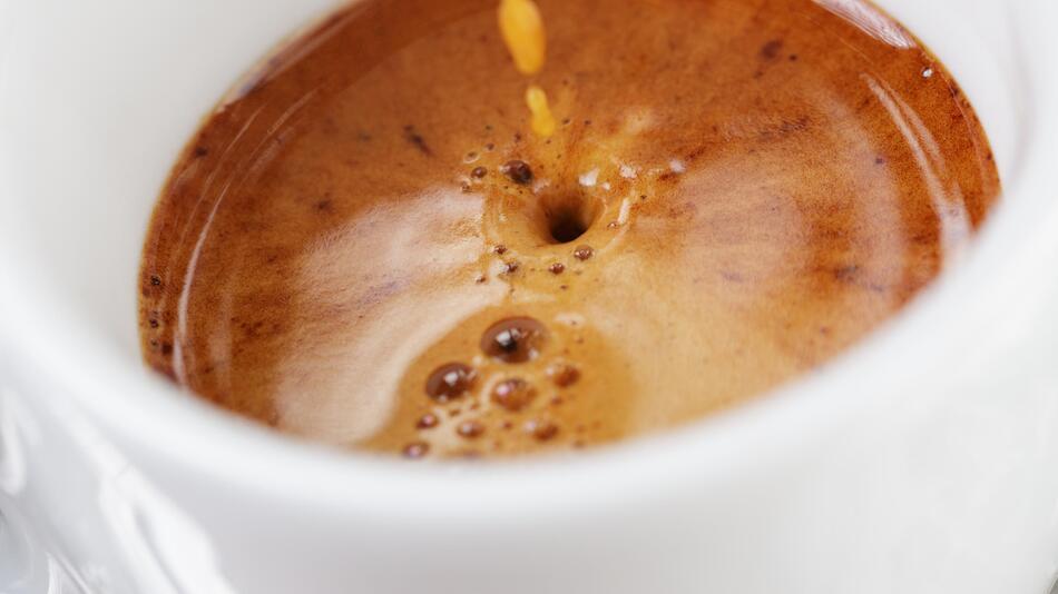 Kaffee zubereiten, Wasser