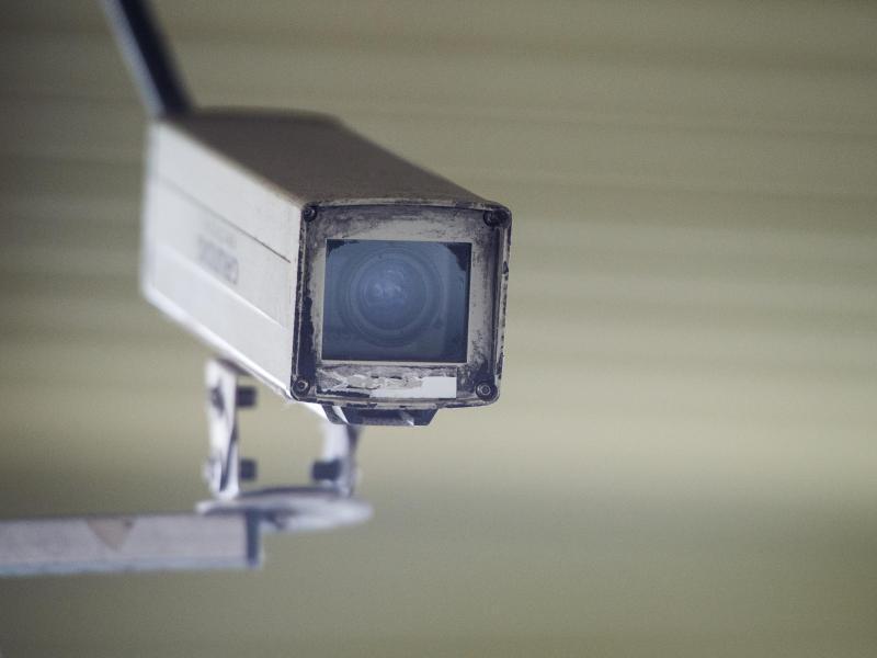 Bild zu Videoüberwachung