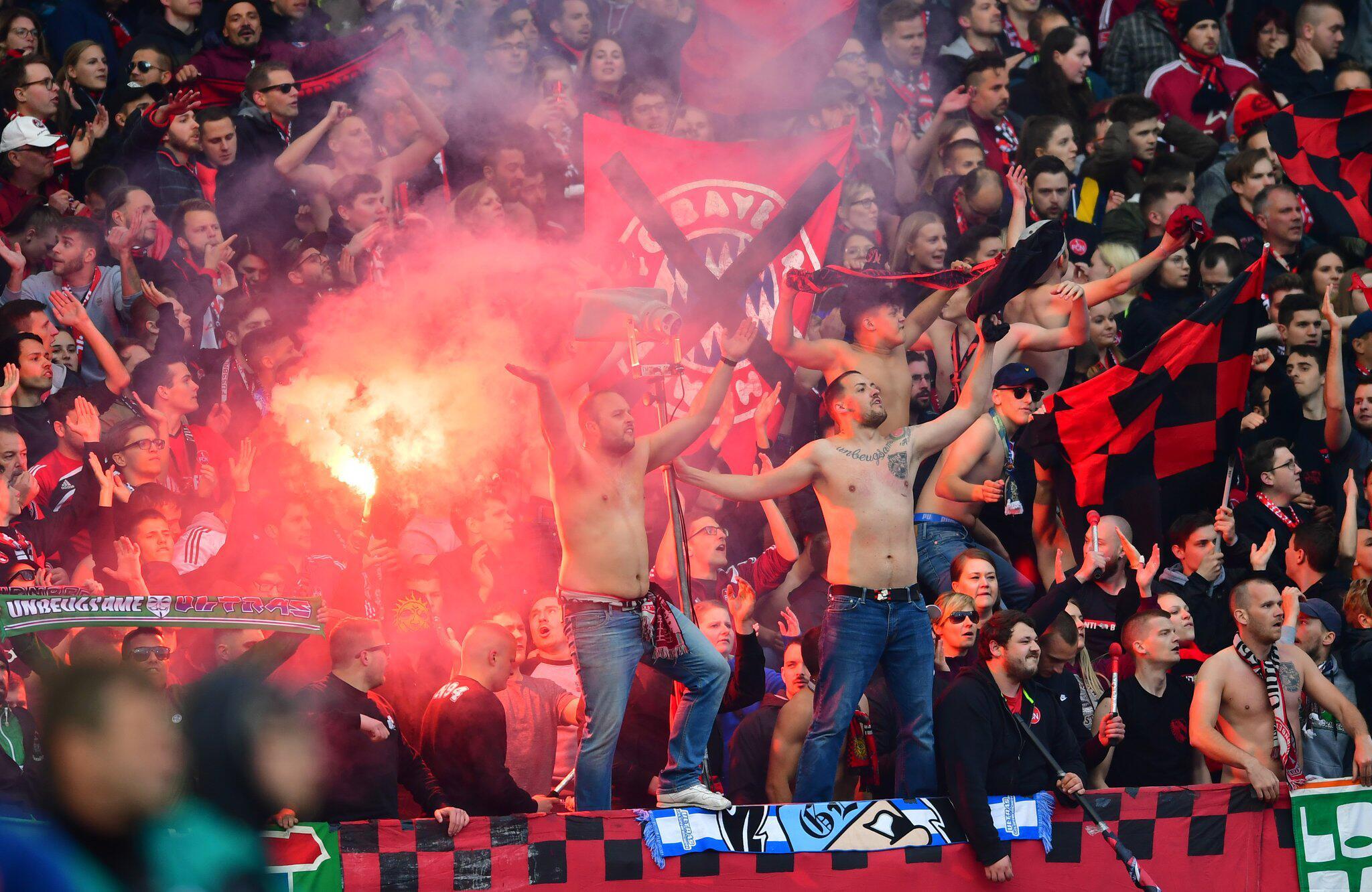 Bild zu 1. FC Nürnberg - Bayern München 1:1
