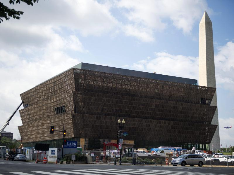Bild zu National Museum of African American History and Culture