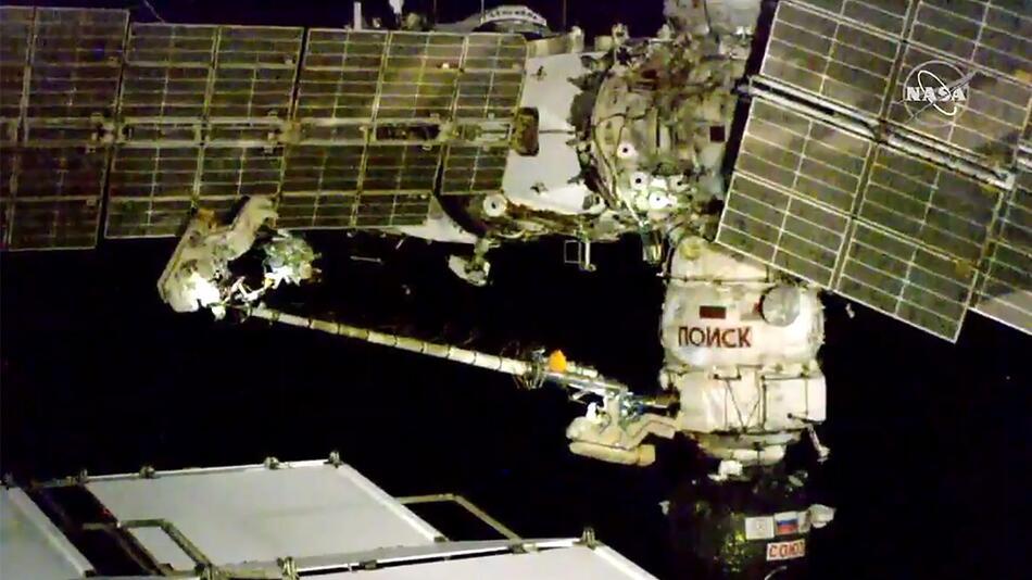 ISS-Außeneinsatz