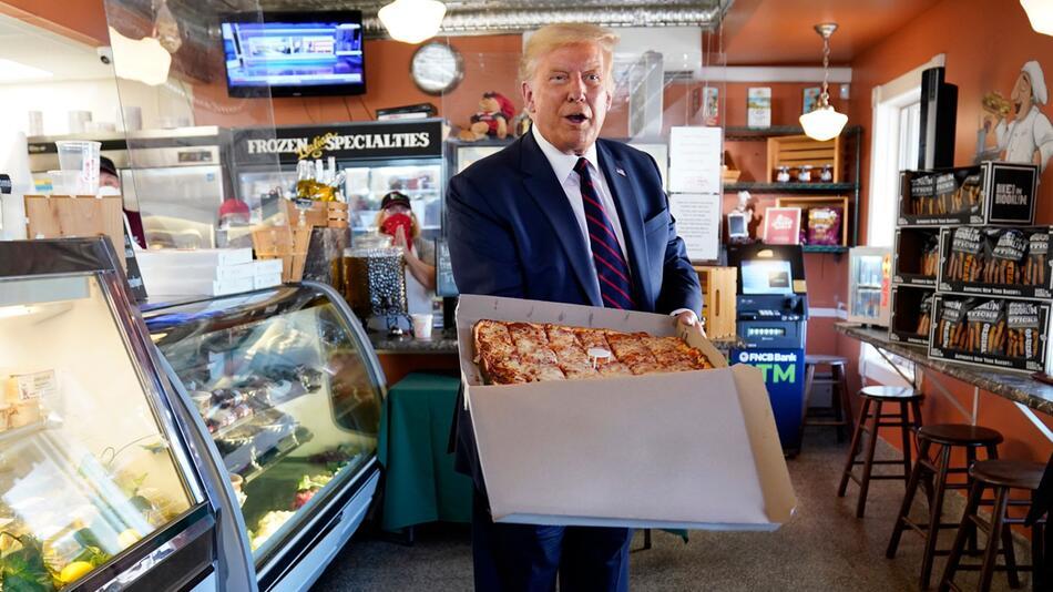 Wahlkampf in den USA - Trump