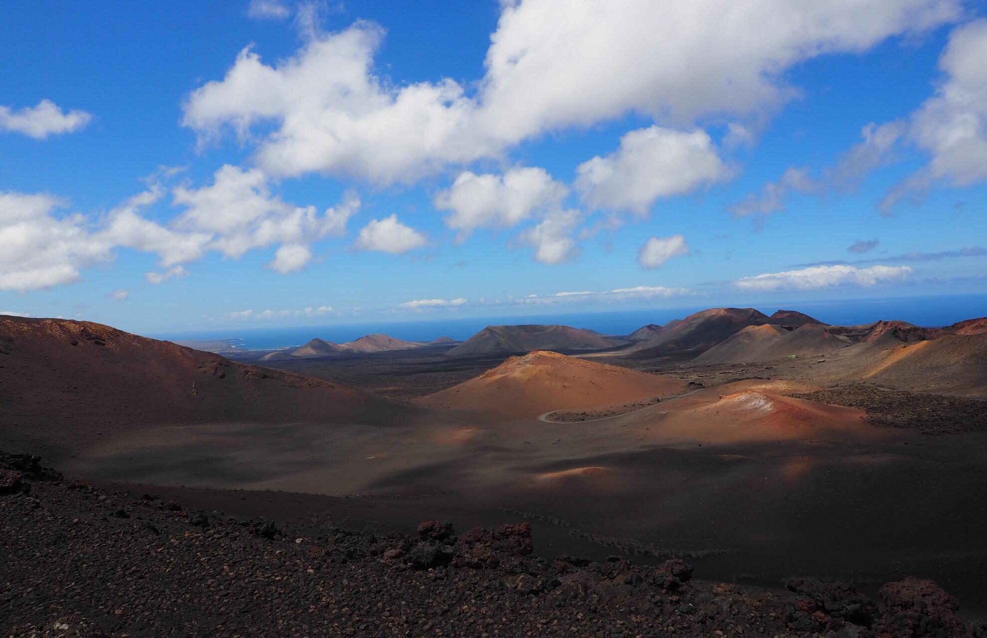 Bild zu Lanzarote: Timanfaya