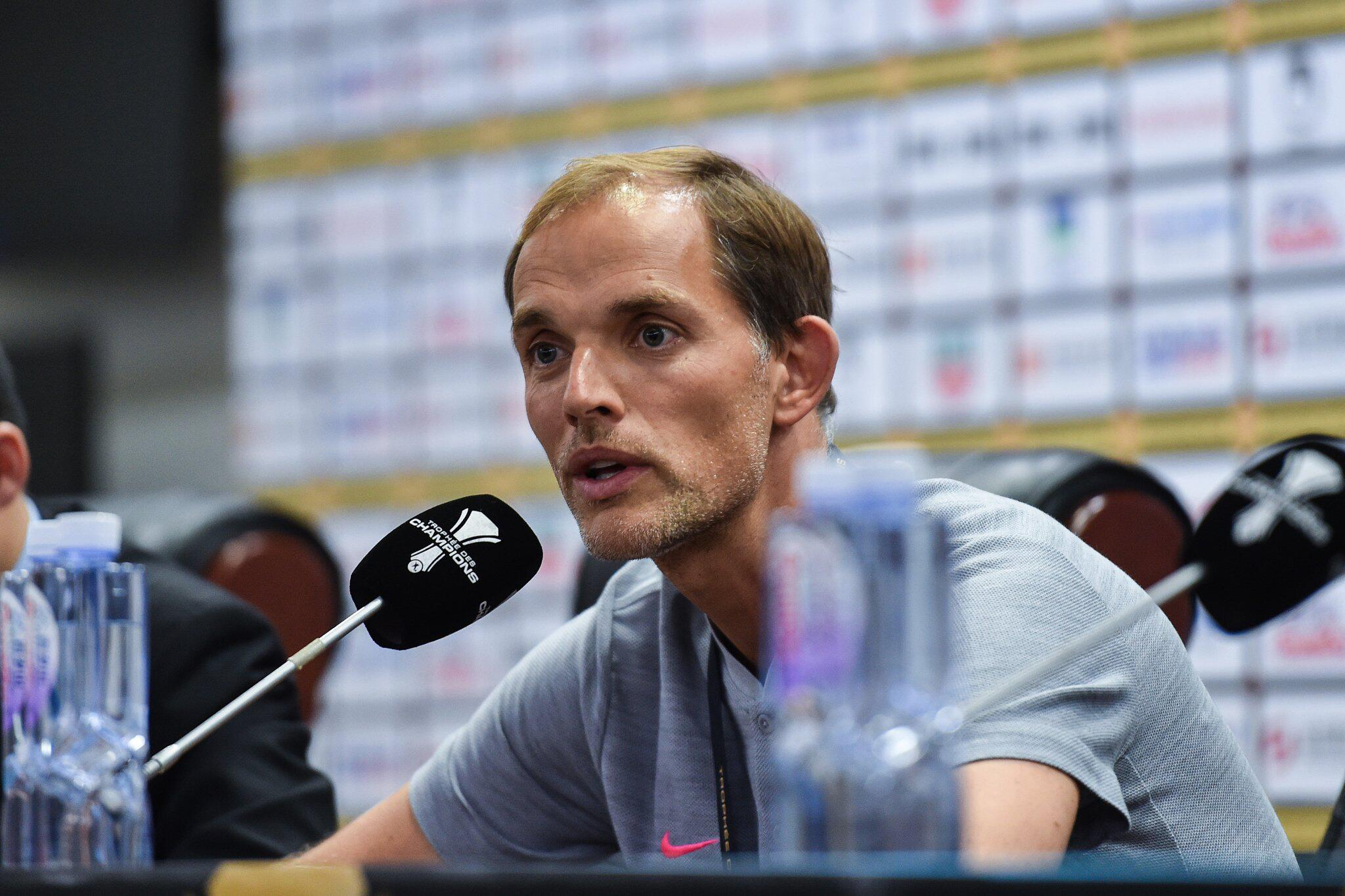 Bild zu Paris Saint-Germain - Thomas Tuchel