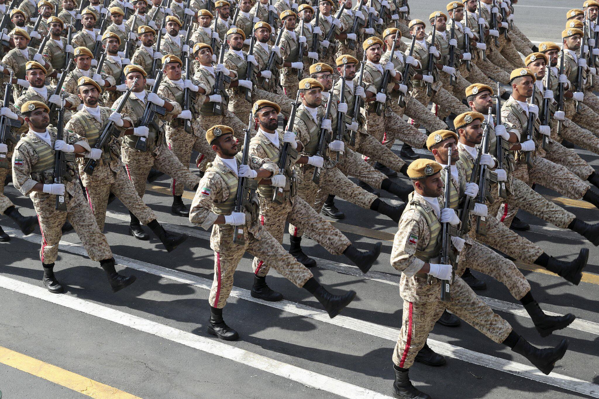 Bild zu Militärparaden im Iran