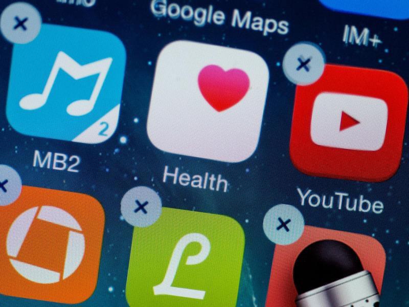 Bild zu Apps auf dem Smartphone
