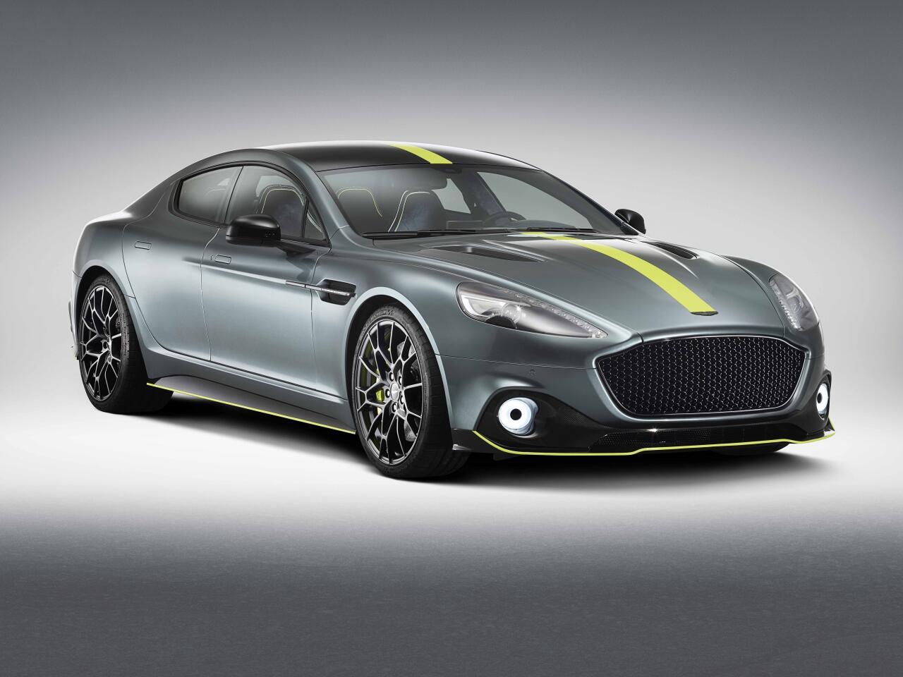 Bild zu Aston Martin Rapide AMR