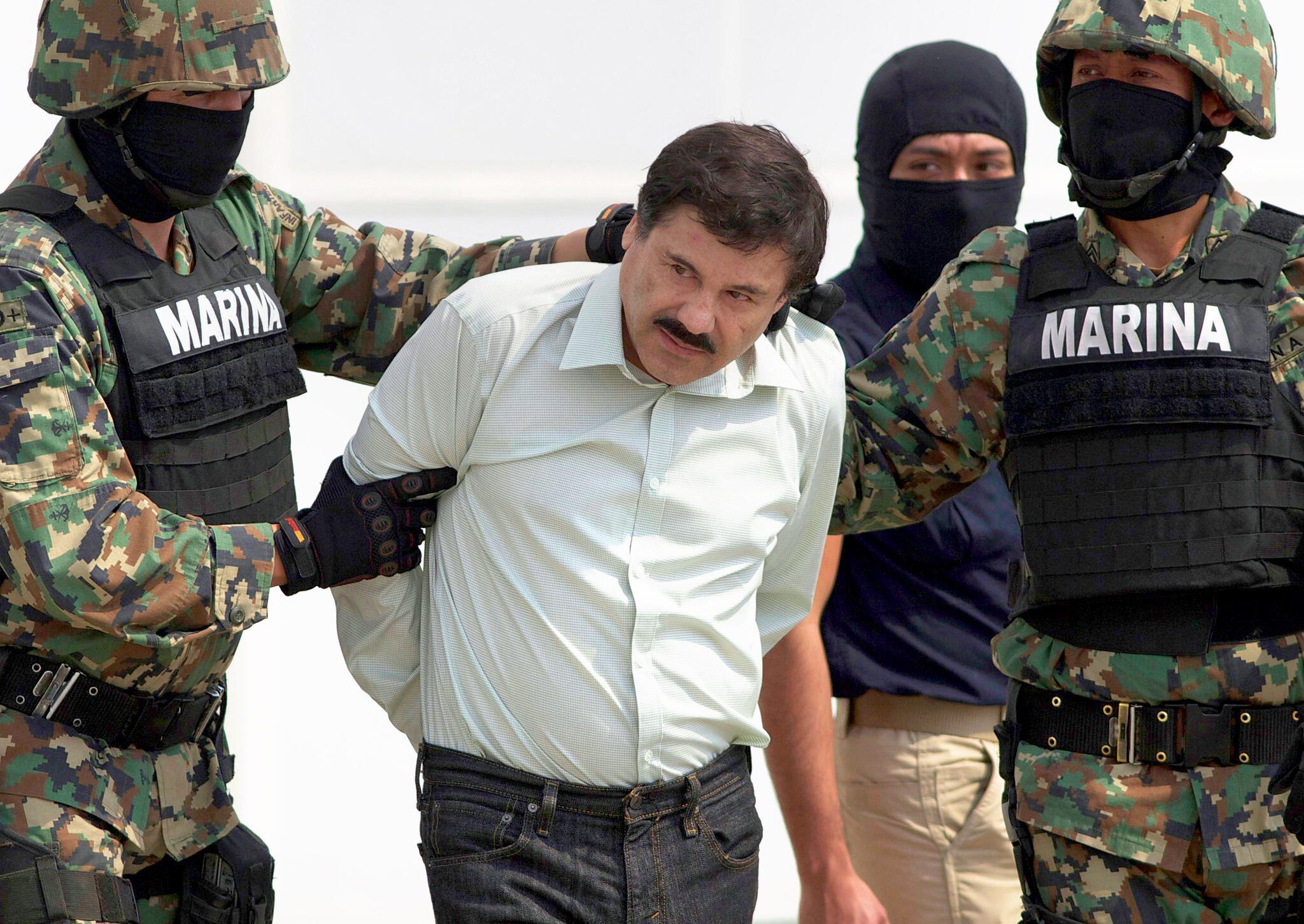 Bild zu Drogenboss Joaquin «El Chapo» Guzman