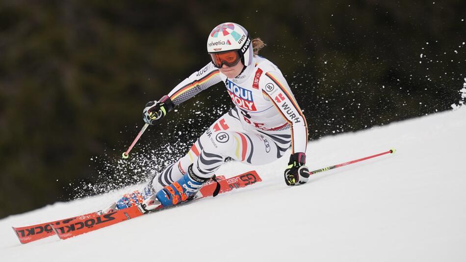 Ski alpin, Ski, Ski-WM, Are, Riesenslalom, Viktoria Rebensburg
