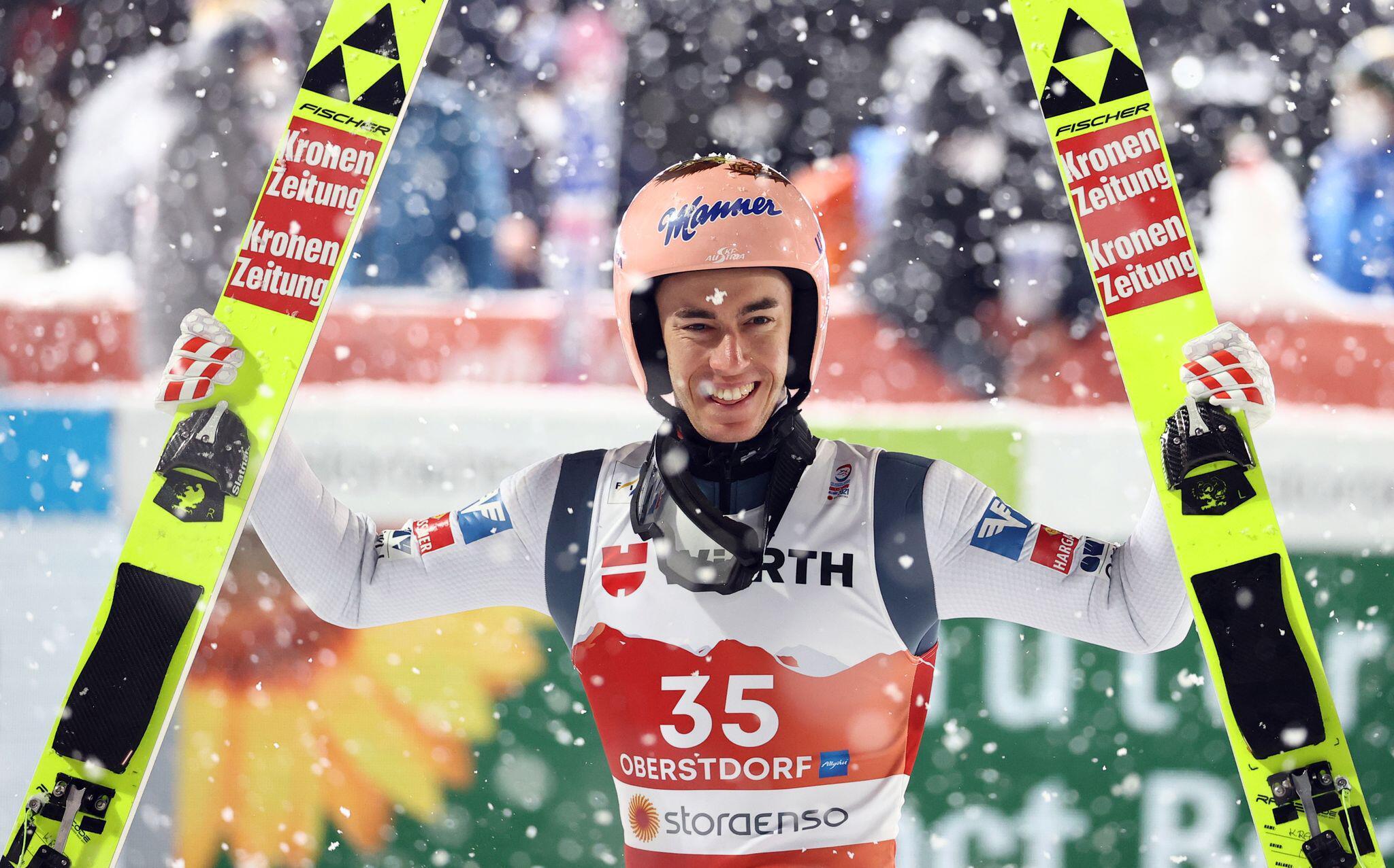 Bild zu Nordische Ski-WM Oberstdorf