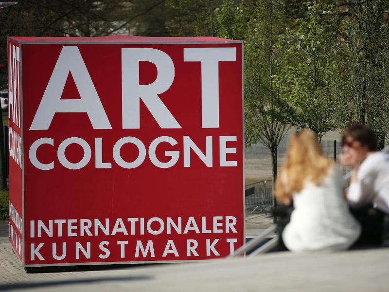 Bild zu Kunstmesse Art Cologne