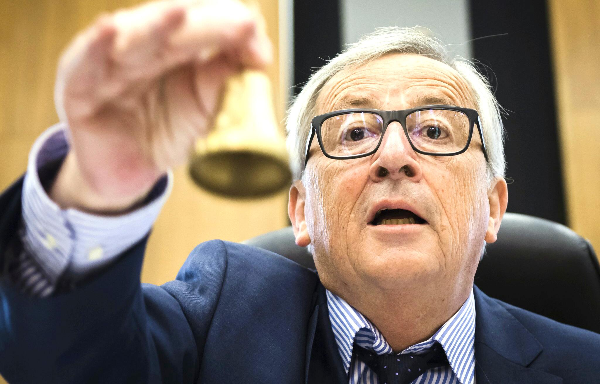 Bild zu Sitzung der EU-Kommission