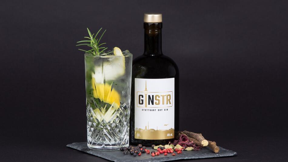 Stuttgarter Gin ausgezeichnet