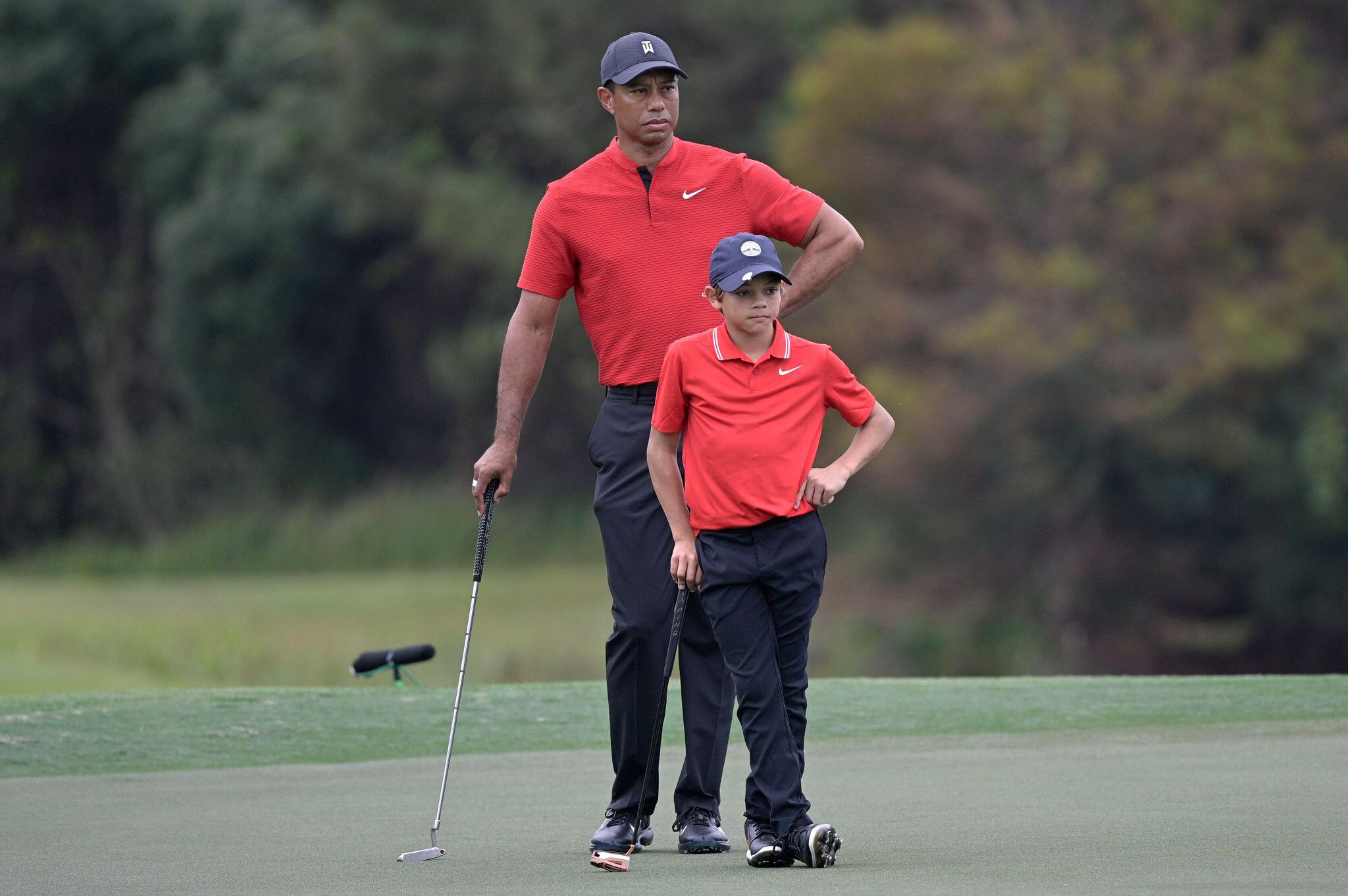 Bild zu Golf: PNC Championship