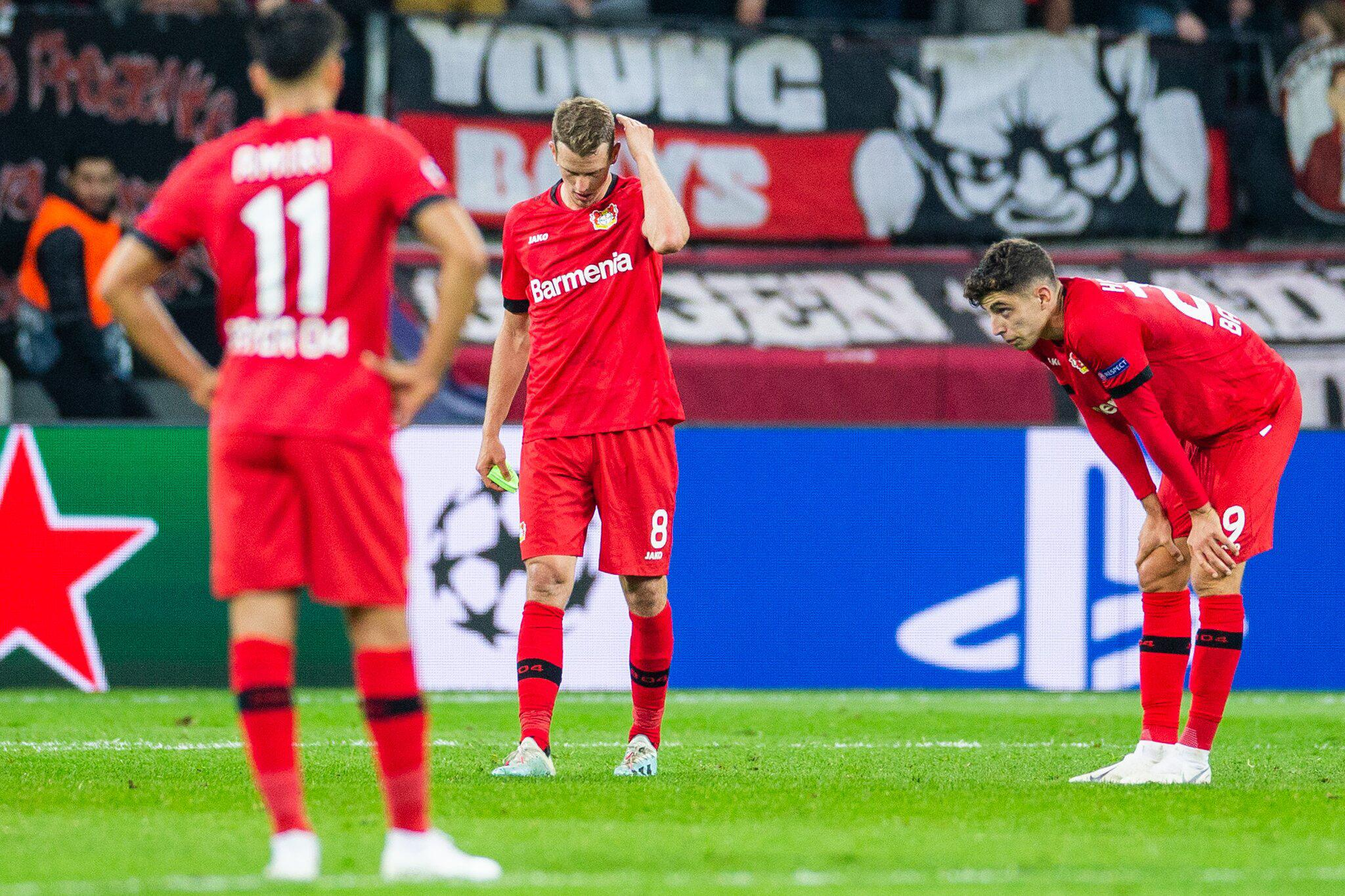 Bild zu Bayer Leverkusen - Lokomotive Moskau