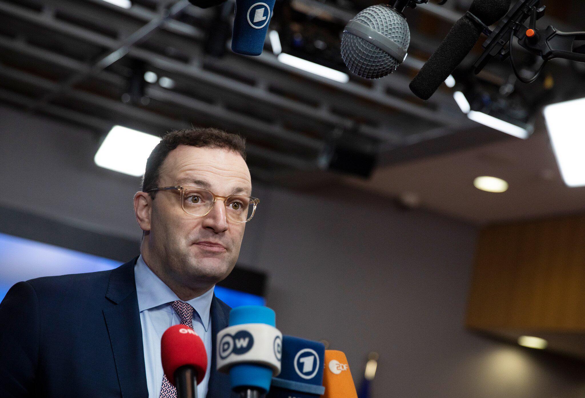 Bild zu Sondertreffen der EU-Gesundheitsminister