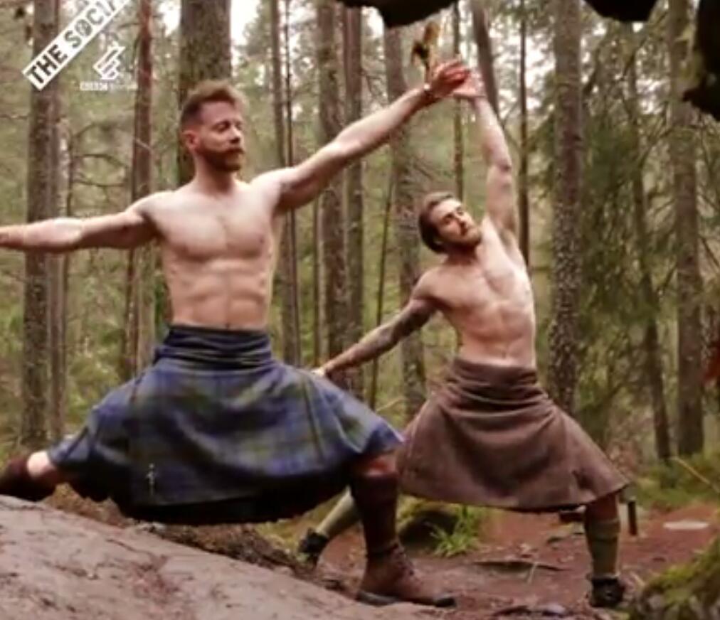 Bild zu Schotten